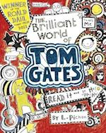 The Brilliant World of Tom Gates (Tom Gates, nr. 1)
