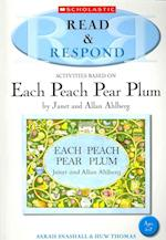 Each Peach Pear Plum af Sarah Snashall, Huw Thomas