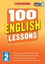 100 English Lessons: Year 2 af Sarah Snashall