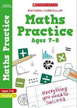 National Curriculum Maths Practice Book for Year 3 (100 Lessons 2014 Curriculum)