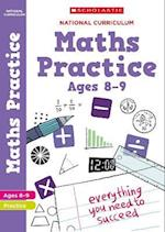 National Curriculum Maths Practice Book for Year 4 (100 Lessons 2014 Curriculum)