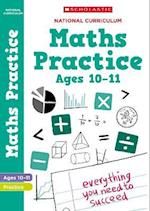 National Curriculum Maths Practice Book for Year 6 (100 Lessons 2014 Curriculum)