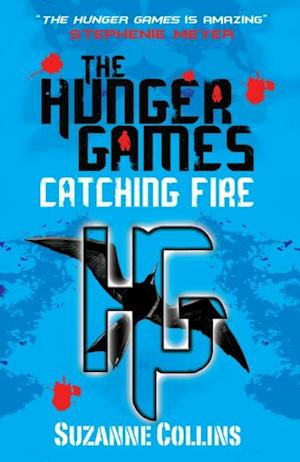 Catching Fire af Suzanne Collins