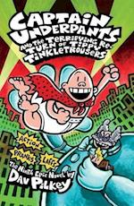 Captain Underpants and the Terrifying Return of Tippy Tinkletrousers (Captain Underpants)