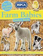 Farm Babies Sticker Book (RSPCA)