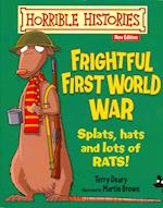 Frightful First World War (Horrible Histories S)
