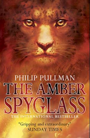 Bog paperback The Amber Spyglass af Philip Pullman