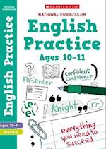 National Curriculum English Practice Book for Year 6 af Scholastic