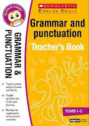 Grammar and Punctuation Years 1-2