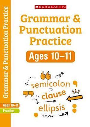 Grammar and Punctuation Year 6 Workbook