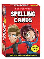 Spellings for Years 3-4 (Scholastic Spelling Cards)