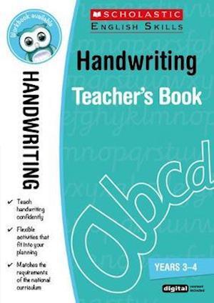 Handwriting Years 3-4