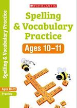 Spelling and Vocabulary Workbook (Year 6) af Shelley Welsh