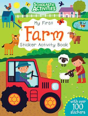 My First Farm Sticker Activity Book