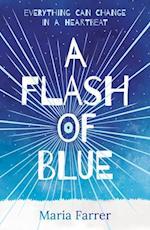 Flash of Blue af Maria Farrer