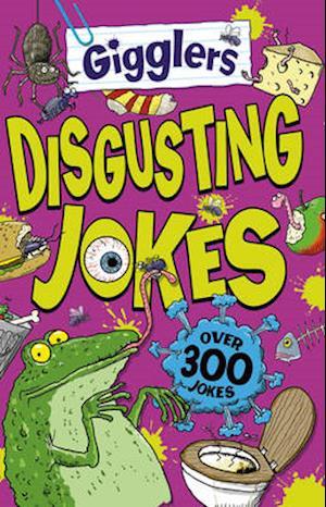 Bog, paperback Disgusting Jokes af Toby Reynolds