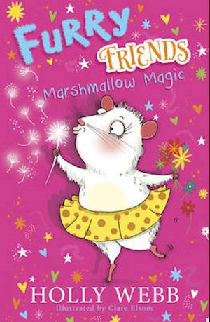 Bog, paperback Furry Friends: Marshmallow Magic af Holly Webb