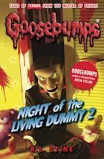 Night of the Living Dummy 2 af R. L. Stine