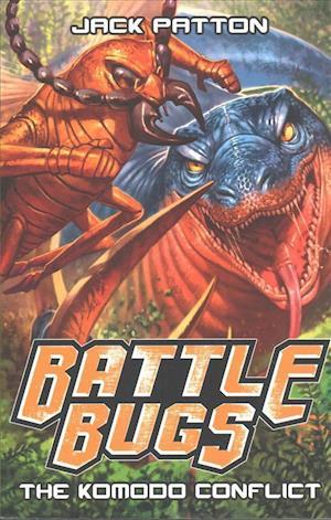 Bog, paperback The Komodo Conflict af Jack Patton
