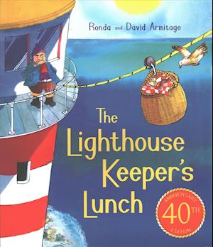 Bog, paperback The Lighthouse Keeper's Lunch af Ronda Armitage
