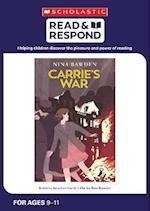 Carrie's War af Samantha Pope