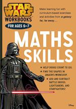 Star Wars Workbooks: Maths Skills   Ages 6-7