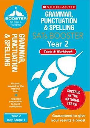 Bog, paperback Grammar, Punctuation & Spelling Pack (Year 2) af Fiona Tomlinson