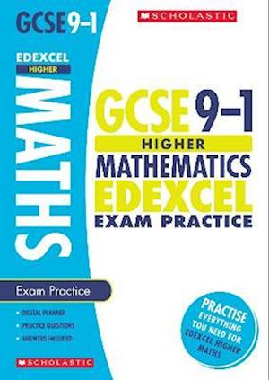 Bog, paperback Maths Higher Exam Practice Book for Edexcel af Steve Doyle