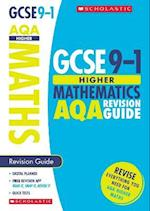 Maths Higher Revision Guide for AQA af Steve Doyle