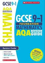 Maths Foundation Revision Guide for AQA (GCSE Grades 9 1)