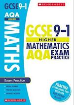Maths Higher Exam Practice Book for AQA af Steve Doyle