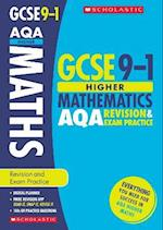 Maths Higher Revision and Exam Practice Book for AQA (GCSE Grades 9 1)