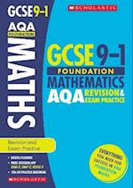 Maths Foundation Revision and Exam Practice Book for AQA (GCSE Grades 9 1)