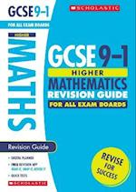 Maths Higher Revision Guide for All Boards (GCSE Grades 9 1)