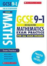 Maths Higher Exam Practice Book for All Boards (GCSE Grades 9 1)