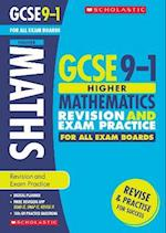 Maths Higher Revision and Exam Practice Book for All Boards (GCSE Grades 9 1)