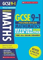Maths Foundation Revision and Exam Practice Book for All Boards (GCSE Grades 9 1)