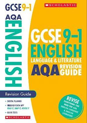 Bog, paperback English Language and Literature Revision Guide for AQA af Jon Seal