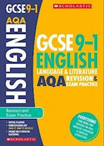 English Language and Literature Revision and Exam Practice Book for AQA af Richard Durant