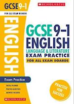 English Language and Literature Exam Practice Book for All Boards (GCSE Grades 9 1)