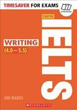 Bog, paperback IELTS Starter - Writing af Jon Marks