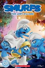 The Smurfs: The Lost Village (Popcorn Readers)