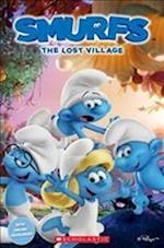 The Smurfs: The Lost Vilage (Popcorn Readers)