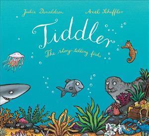 Bog, papbog Tiddler Gift-Ed af Julia Donaldson