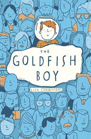 Bog, paperback Goldfish Boy af Lisa Thompson