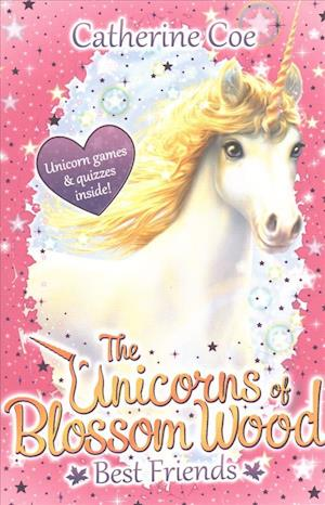 Bog, paperback The Unicorns of Blossom Wood: Best Friends af Catherine Coe