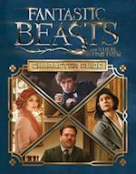 Fantastic Beasts and Where to Find Them: Character Guide af Scholastic