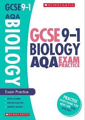 Biology Exam Practice Book for AQA