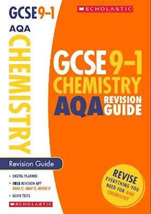 Bog, paperback Chemistry Revision Guide for AQA af Mike Wooster