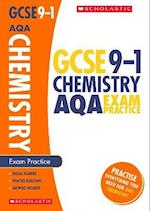 Chemistry Exam Practice Book for AQA (GCSE Grades 9 1)